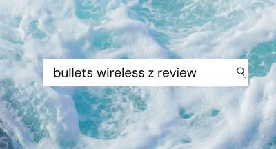 bullets wireless z review